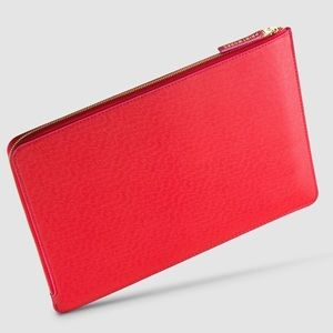 NWT PRINTWORKS Laptop Case Red/Cerise - 13-15 inch